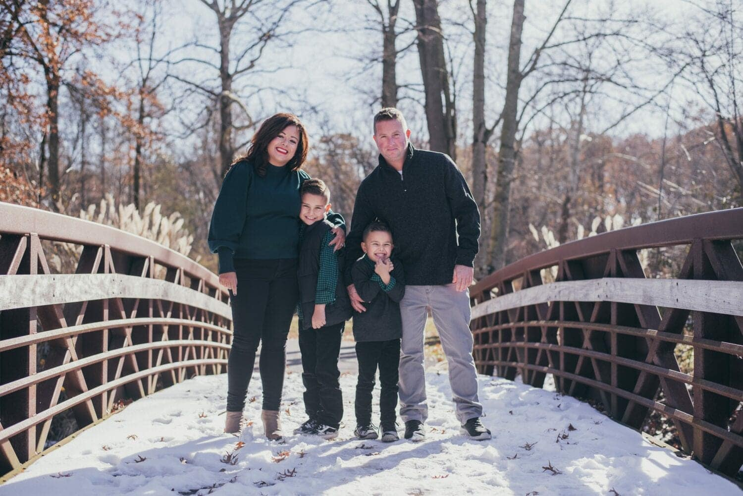 Campbell Family Photography Session